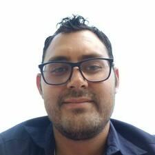 Pablo felhasználói profilja