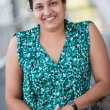 Sudha felhasználói profilja