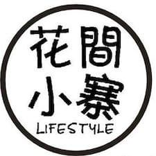 Perfil do utilizador de Lijie