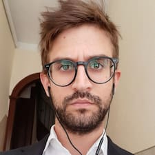 Tiago felhasználói profilja
