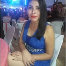 Julissa felhasználói profilja