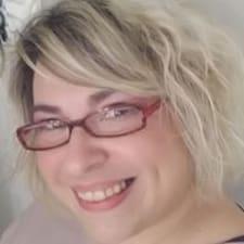 Stéphanie felhasználói profilja