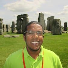 Anantha Kunan felhasználói profilja