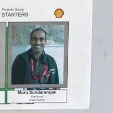 Profil utilisateur de Muruganandam