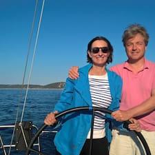 Nutzerprofil von Emmanuelle & Olivier Welcome