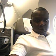 Profil utilisateur de Cheikh Tidiane