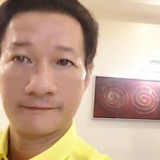 Perfil do utilizador de Lai Peng
