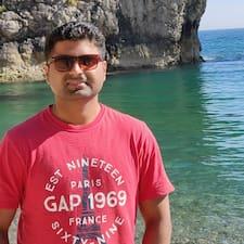 Profil utilisateur de Prakhar