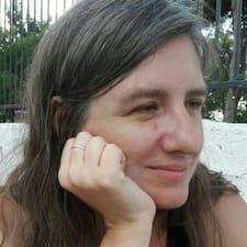Tamar felhasználói profilja