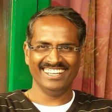 Nutzerprofil von Sethu