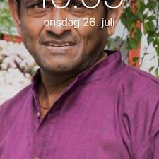 Thiruchelvam felhasználói profilja