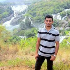 Nutzerprofil von Ujwal
