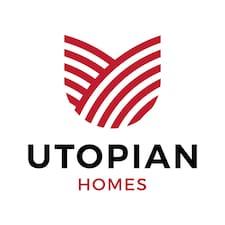Utopian Homes felhasználói profilja