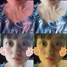 皓玥 User Profile