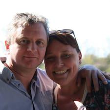 Alan & Gillian — суперхозяин.