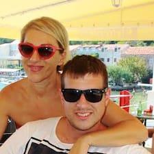 Jasmina & Matija Superhost házigazda.