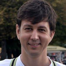 Henkilön Sergey käyttäjäprofiili