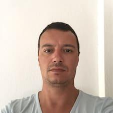 Branimir felhasználói profilja