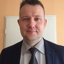 Tomas User Profile