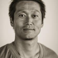 Takuya felhasználói profilja