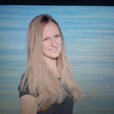 Profil utilisateur de Madlene