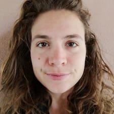 Cannelle felhasználói profilja