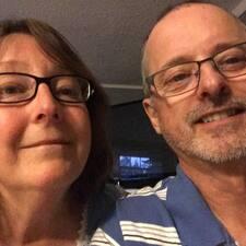 Profil Pengguna Tim & Sharon