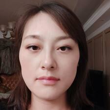 涵羽 User Profile