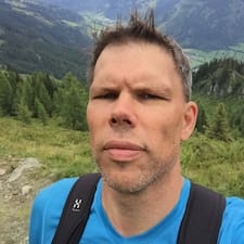 Fredrik User Profile