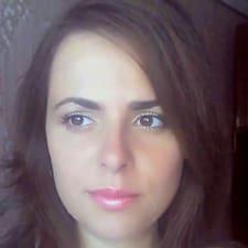 Cora - Uživatelský profil