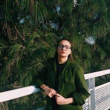 Profilo utente di Ana Rocio