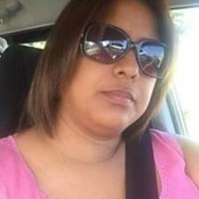 Profil utilisateur de Jackeline