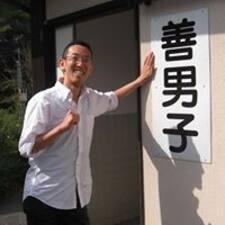 Perfil do utilizador de Takafumi