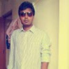 Henkilön Kishore Kumar käyttäjäprofiili