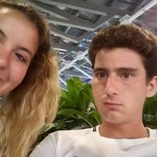 Gebruikersprofiel Sofia And Alexandros
