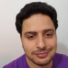 Oubeid felhasználói profilja