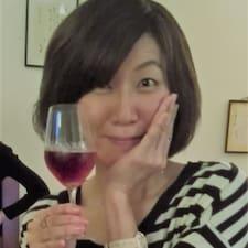 Perfil de usuario de Tamiko