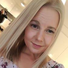 Profil utilisateur de Riina