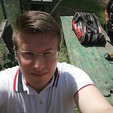 Henkilön Sergei käyttäjäprofiili