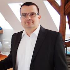 Tomas Brukerprofil