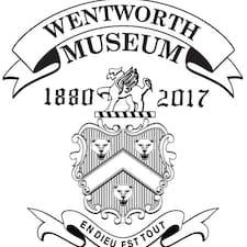 Gebruikersprofiel Wentworth