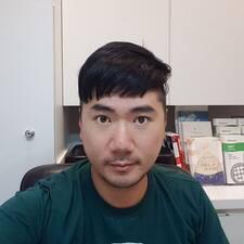 Профиль пользователя Geunsu