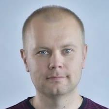 Perfil do utilizador de Yevgen