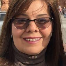 Maria Consuelo felhasználói profilja