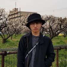 Perfil do usuário de 森