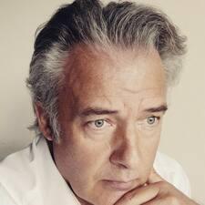 Användarprofil för Bernard