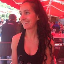 Anne-Gaëlle felhasználói profilja