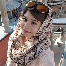 Farzana的用戶個人資料