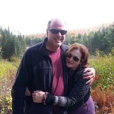 Ted + Amy Brukerprofil