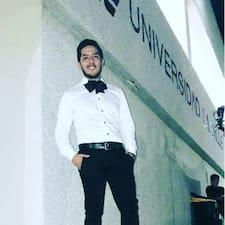 Marcos - Uživatelský profil